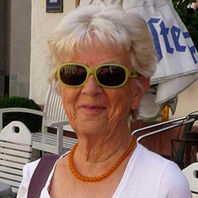Jacqueline Bernard